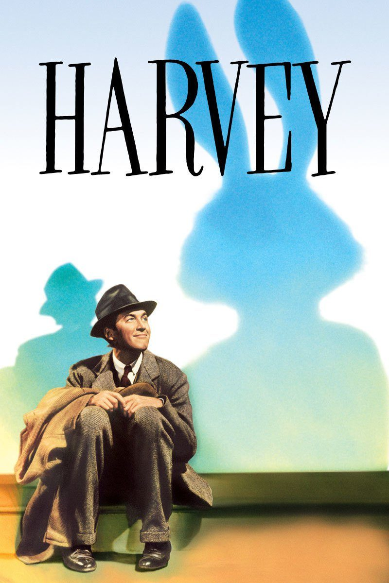 "Poster for the movie ""Harvey"""