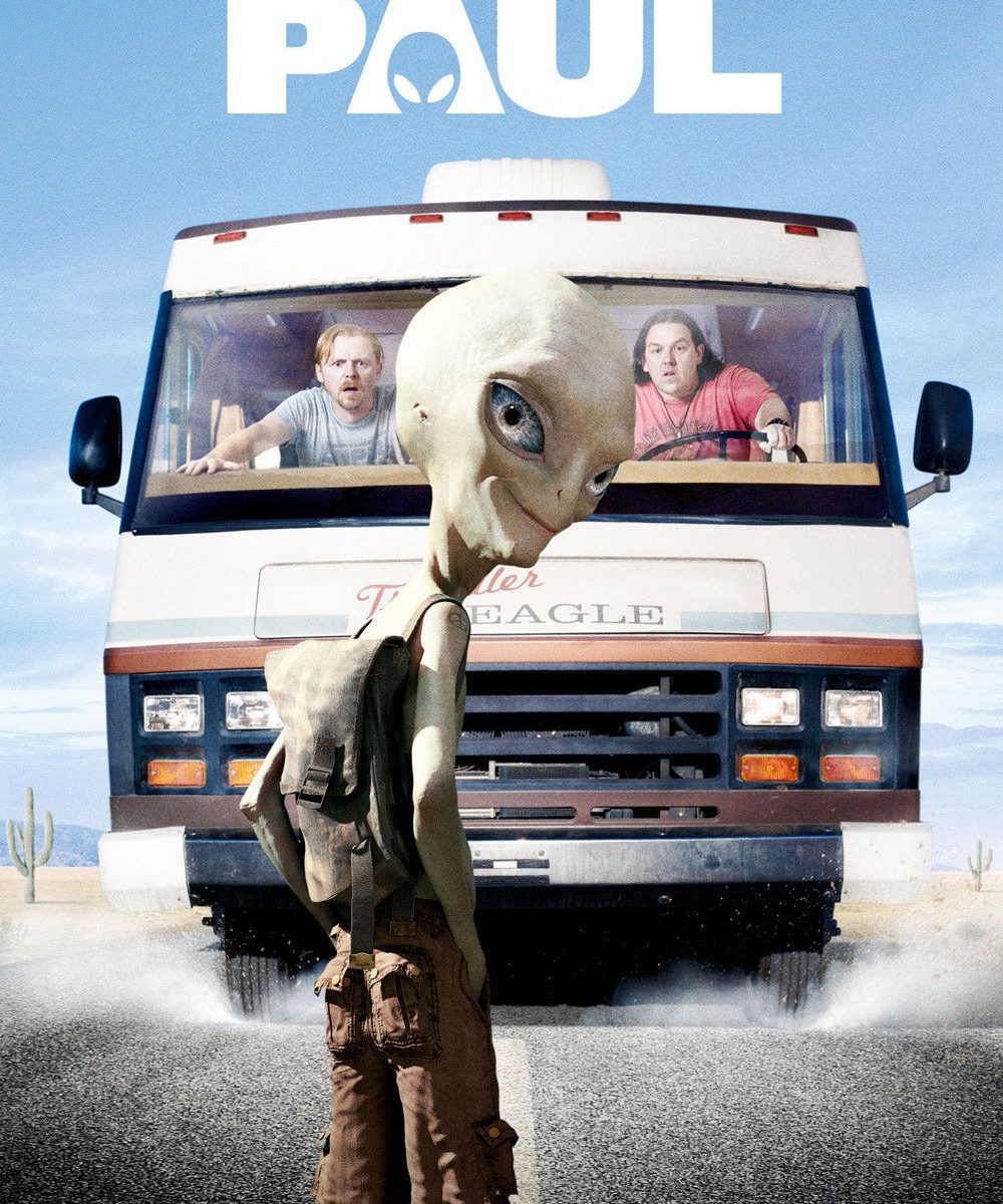"Poster for the movie ""Paul"""