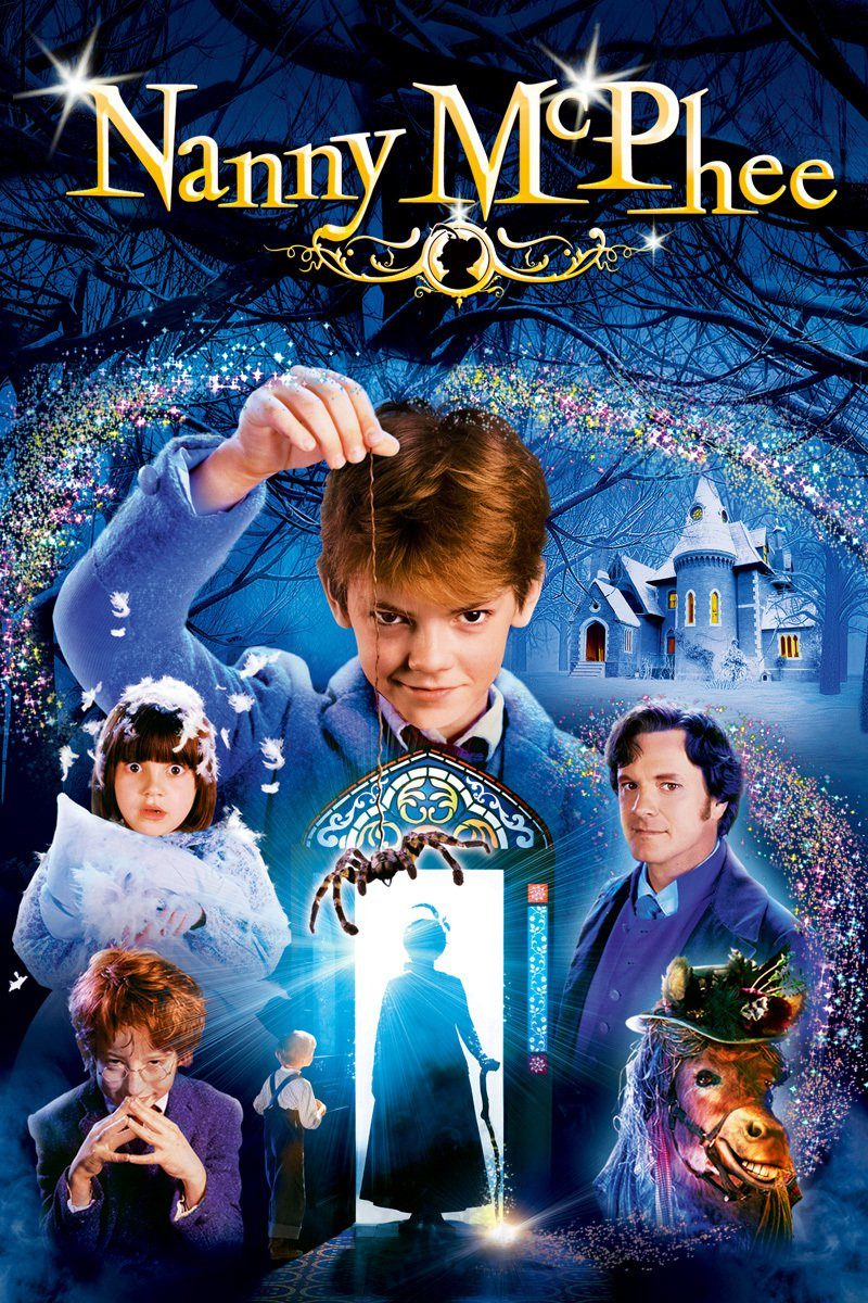 "Poster for the movie ""Nanny McPhee"""