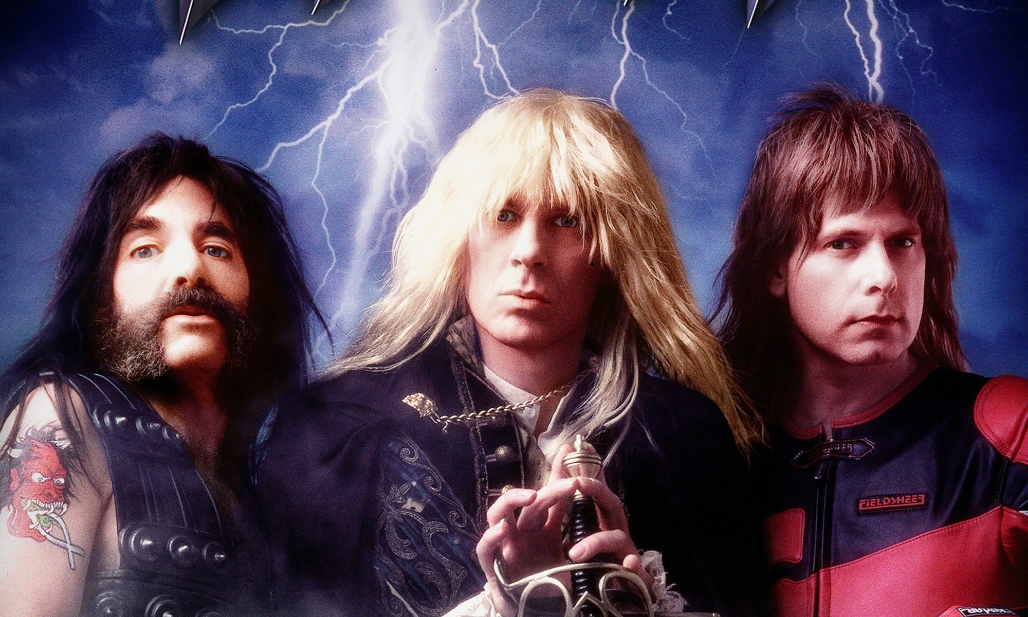 "Poster for the movie ""This Is Spinal Tap"""