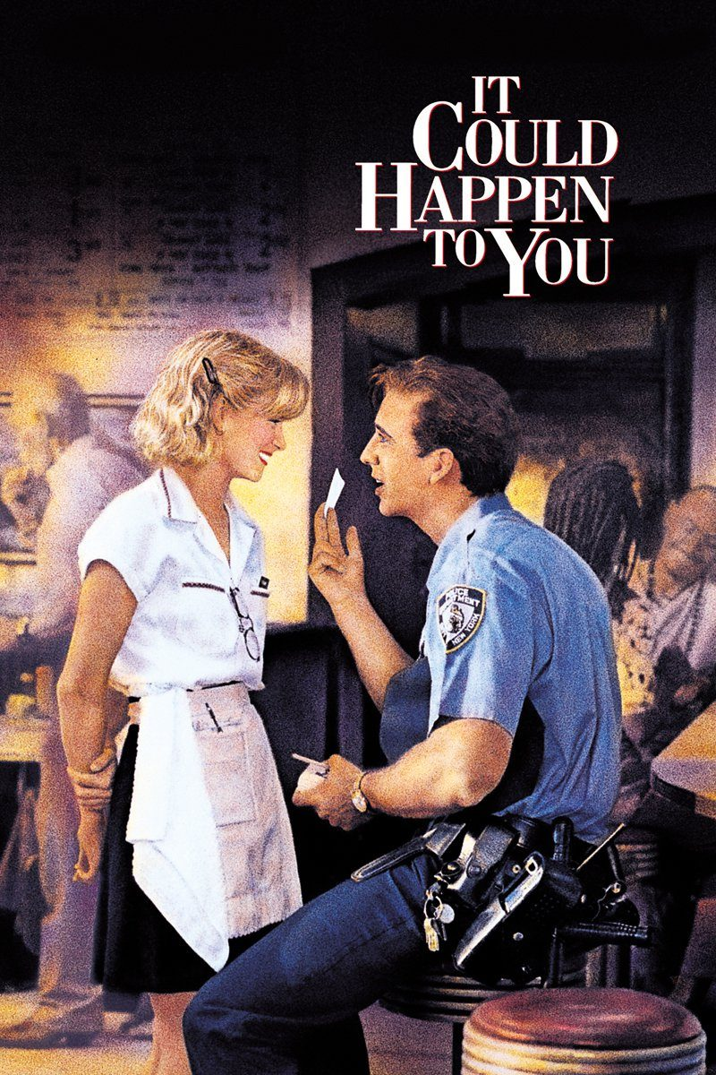 "Poster for the movie ""It Could Happen to You"""