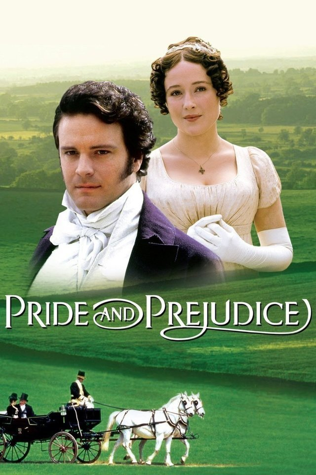 "Poster for the movie ""Pride & Prejudice"""