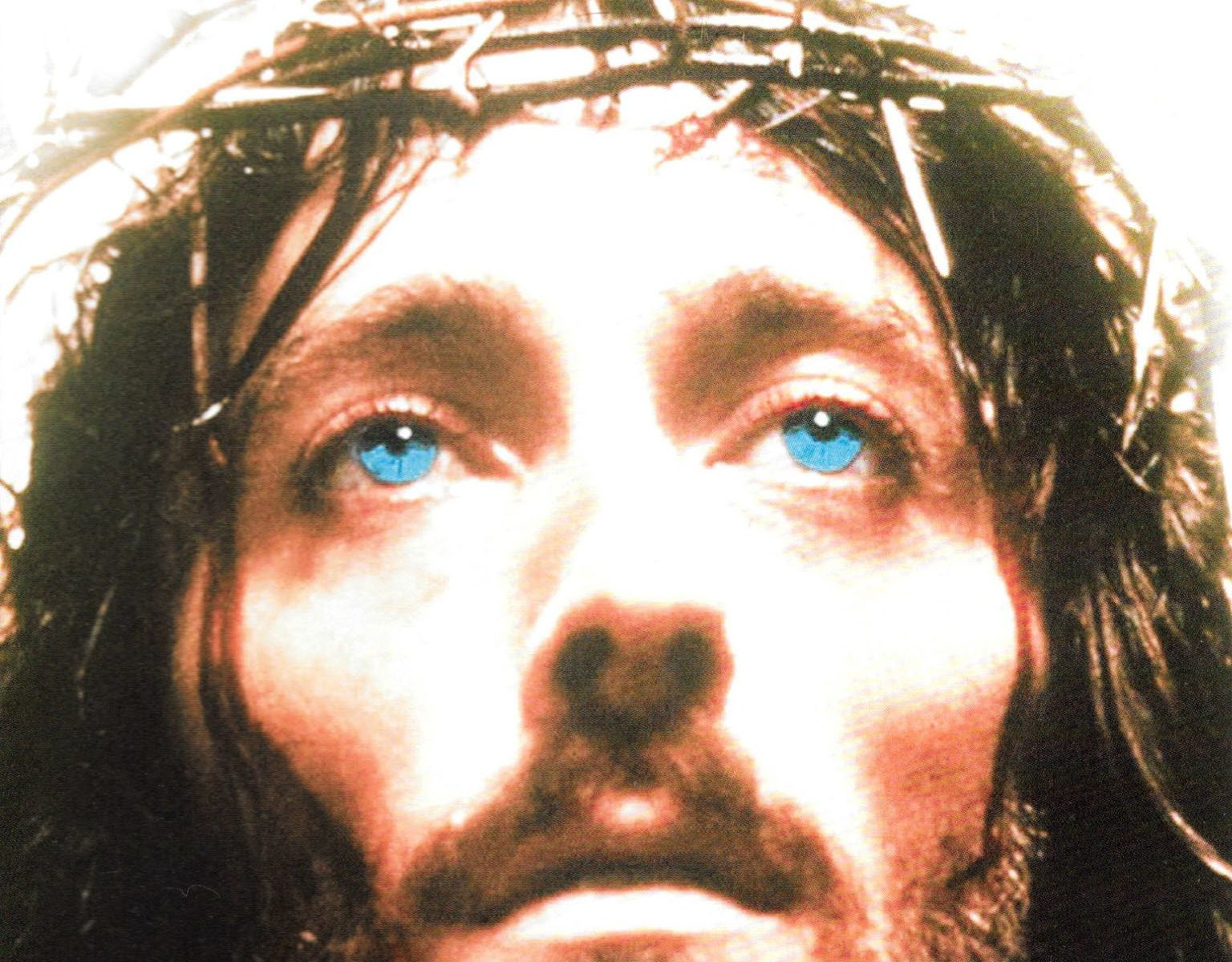 "Poster for the movie ""Jesus of Nazareth"""