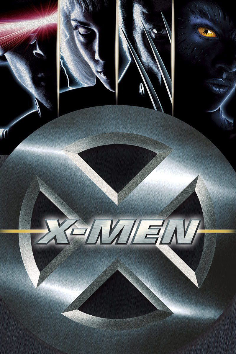 "Poster for the movie ""X-Men [515]"""