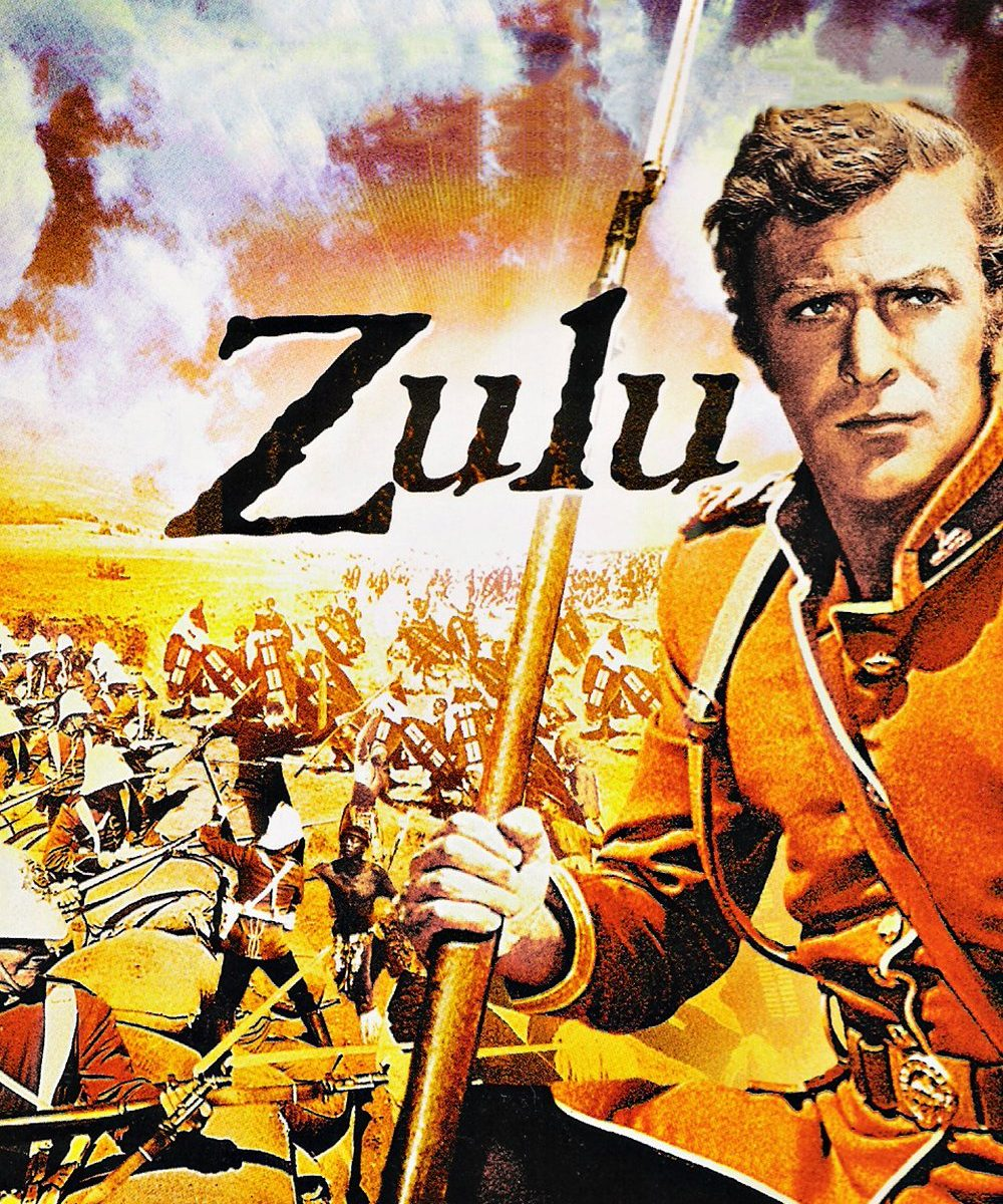 "Poster for the movie ""Zulu"""