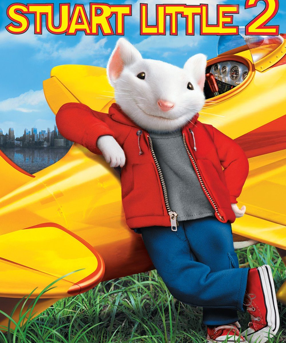 "Poster for the movie ""Stuart Little 2"""