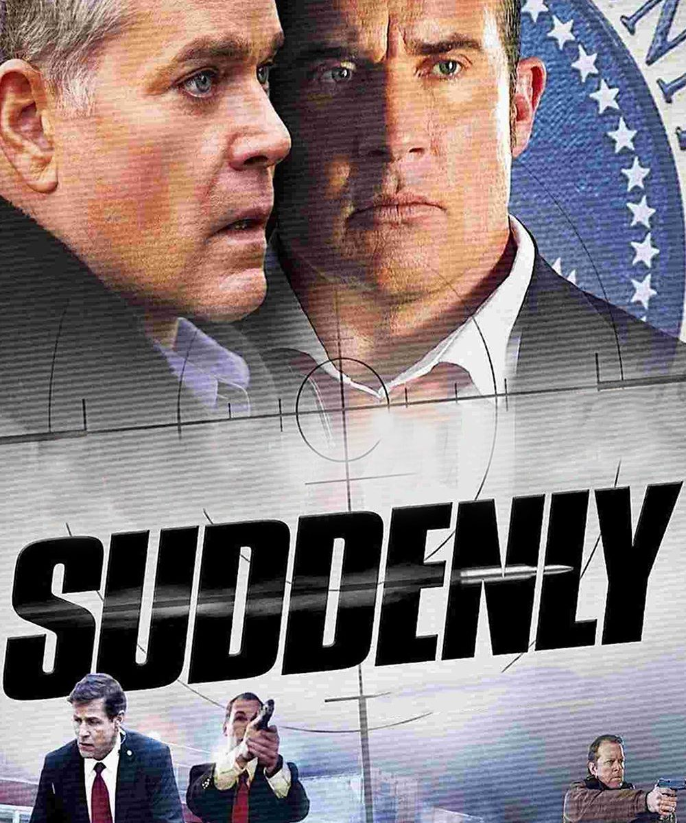"Poster for the movie ""Suddenly"""