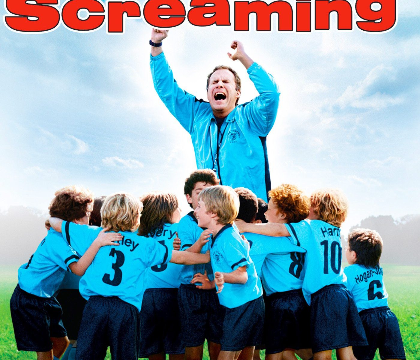 "Poster for the movie ""Kicking & Screaming"""
