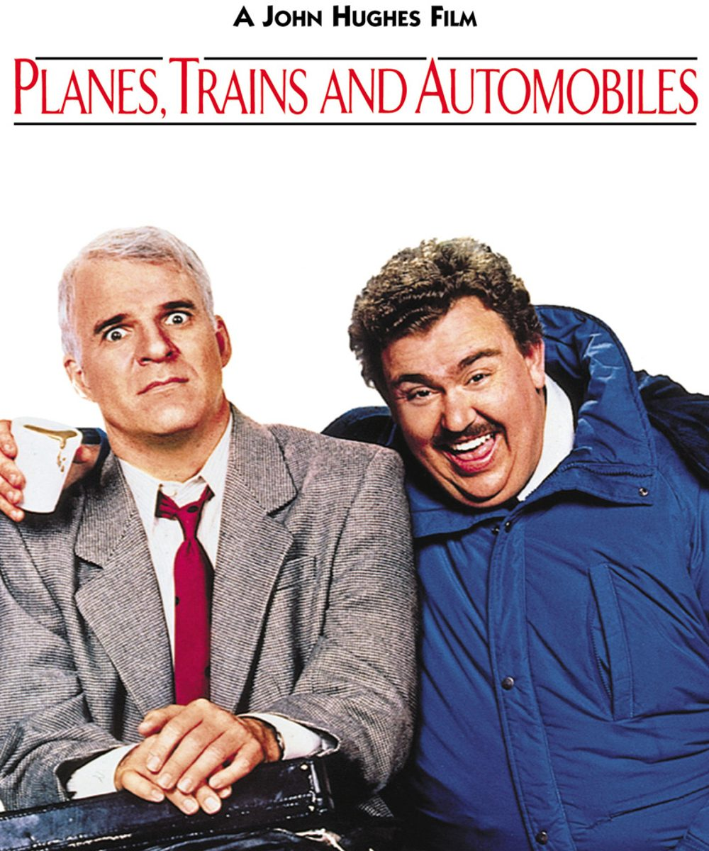 "Poster for the movie ""Planes, Trains and Automobiles [619]"""