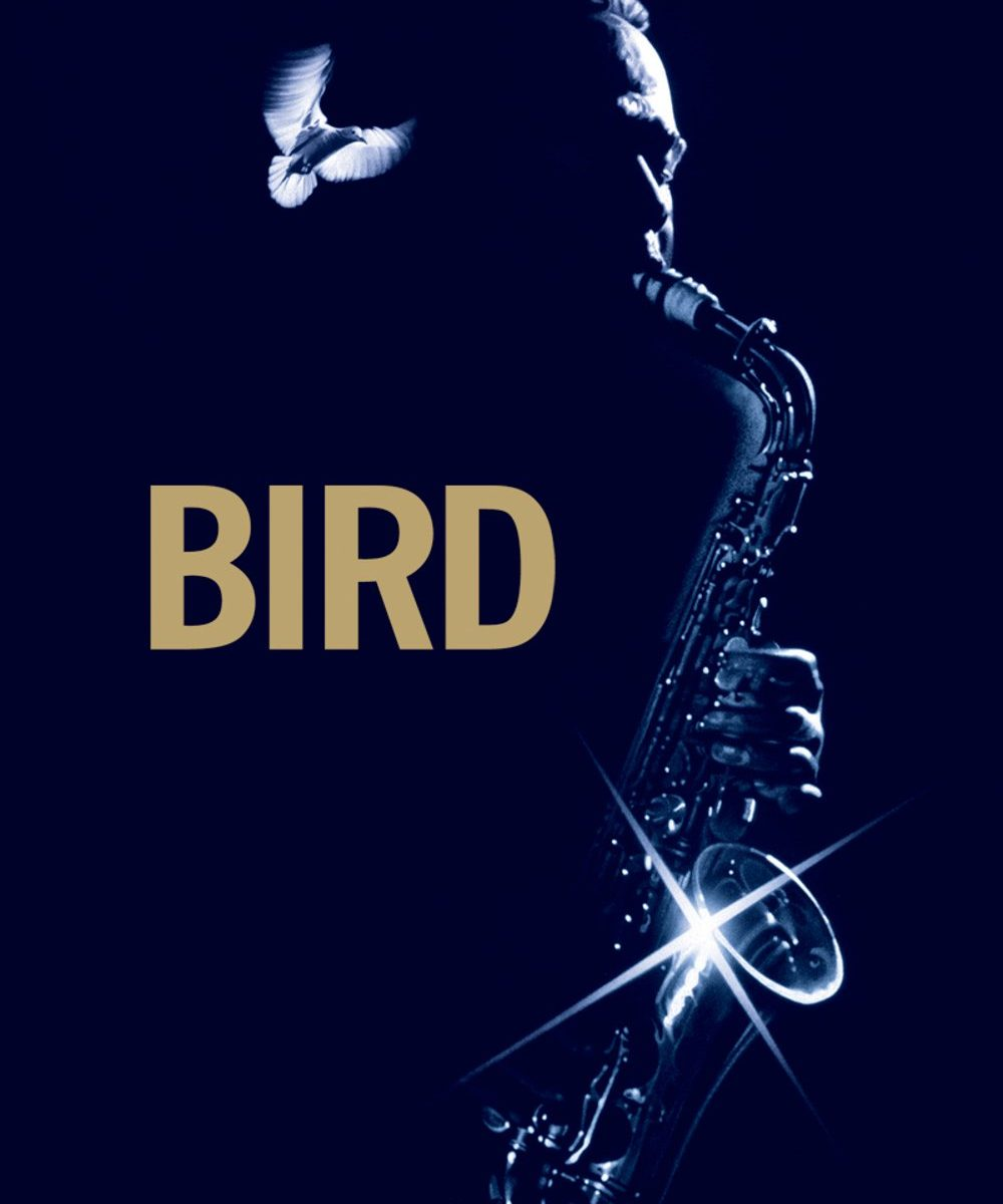 """Poster for the movie """"Bird"""""""