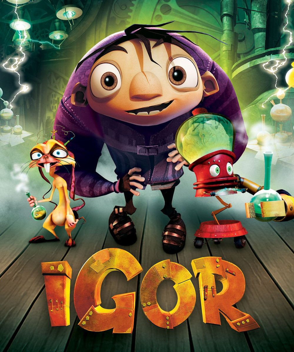 "Poster for the movie ""Igor"""