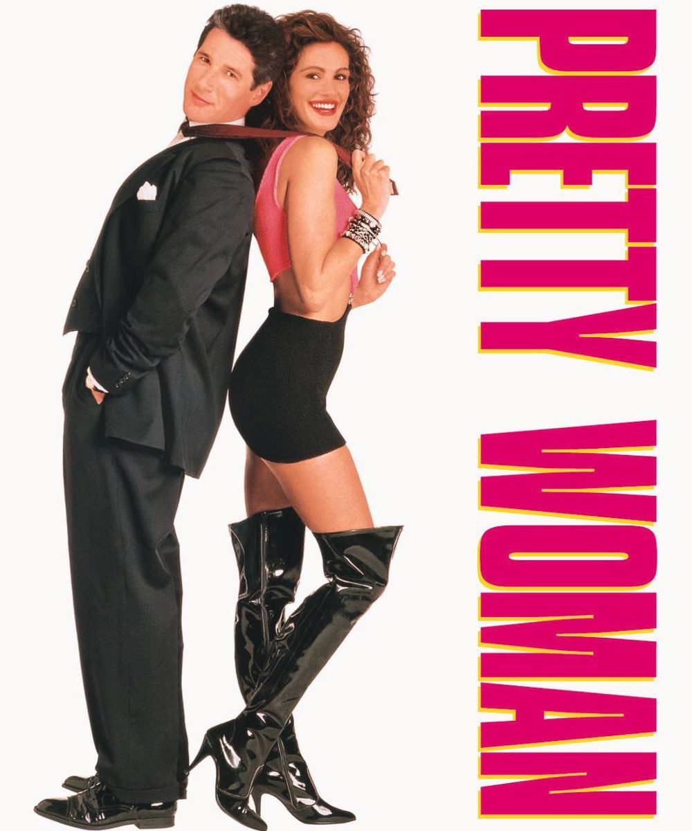 "Poster for the movie ""Pretty Woman"""