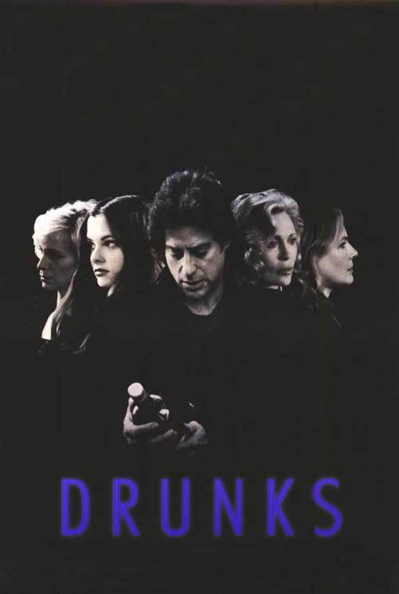 "Poster for the movie ""Drunks"""