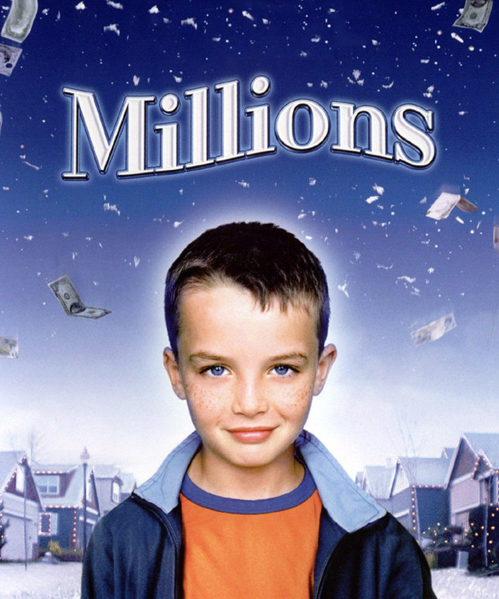 "Poster for the movie ""Millions"""