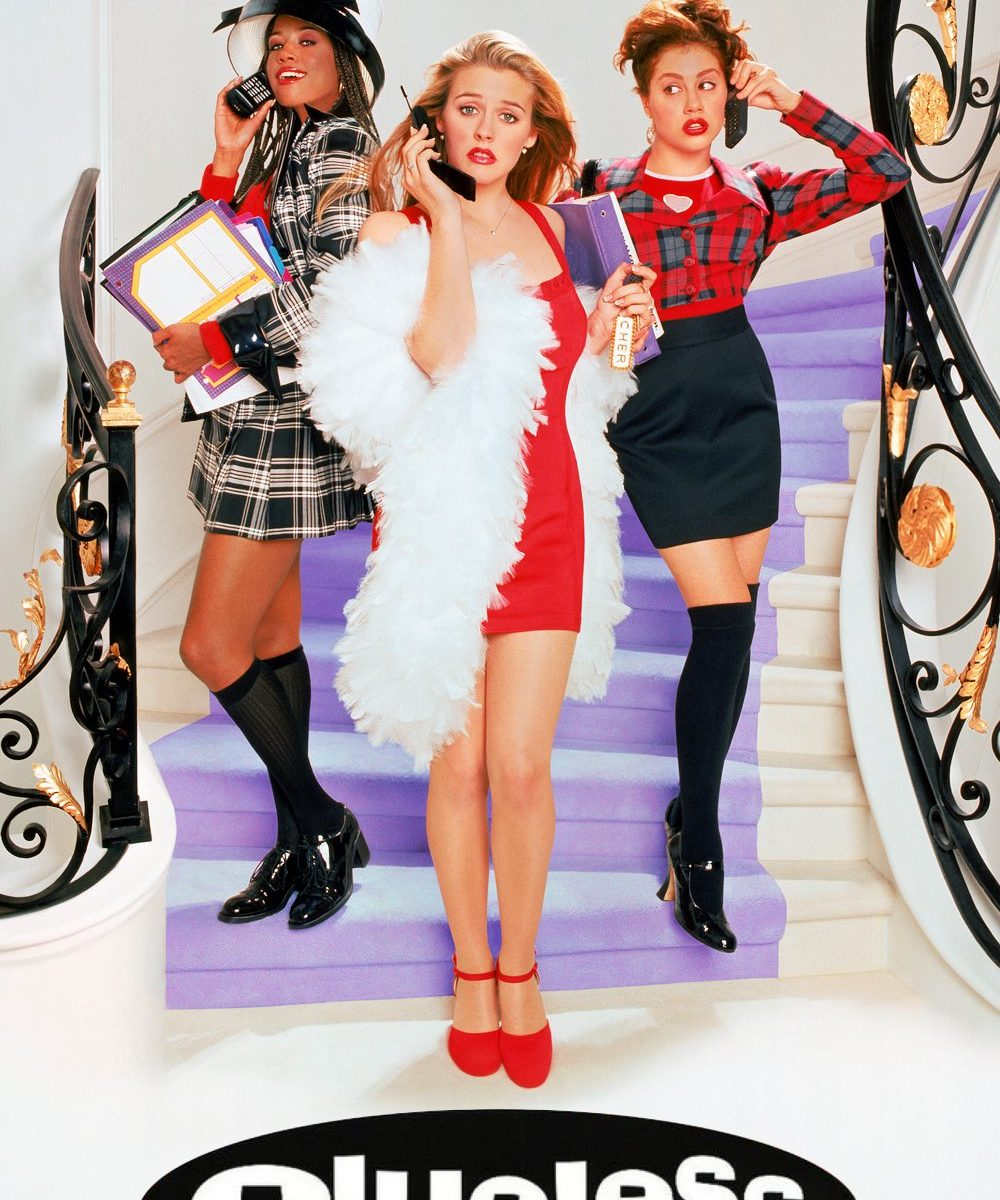 "Poster for the movie ""Clueless"""