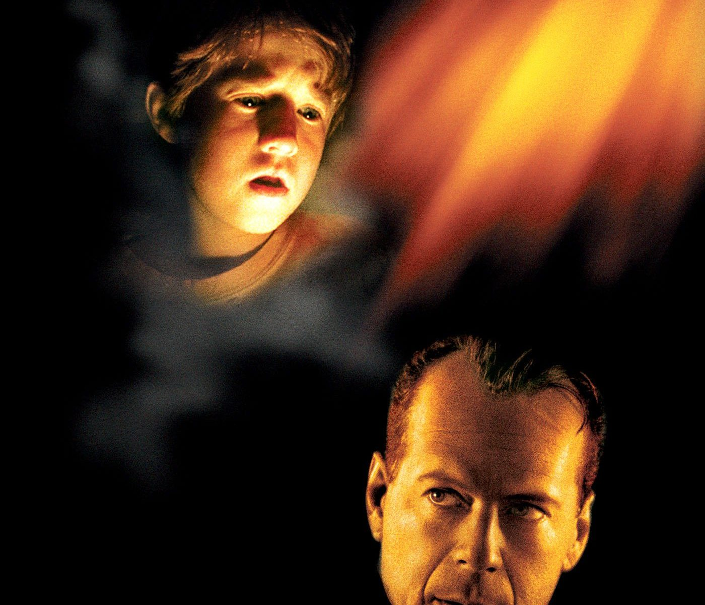 "Poster for the movie ""The Sixth Sense"""