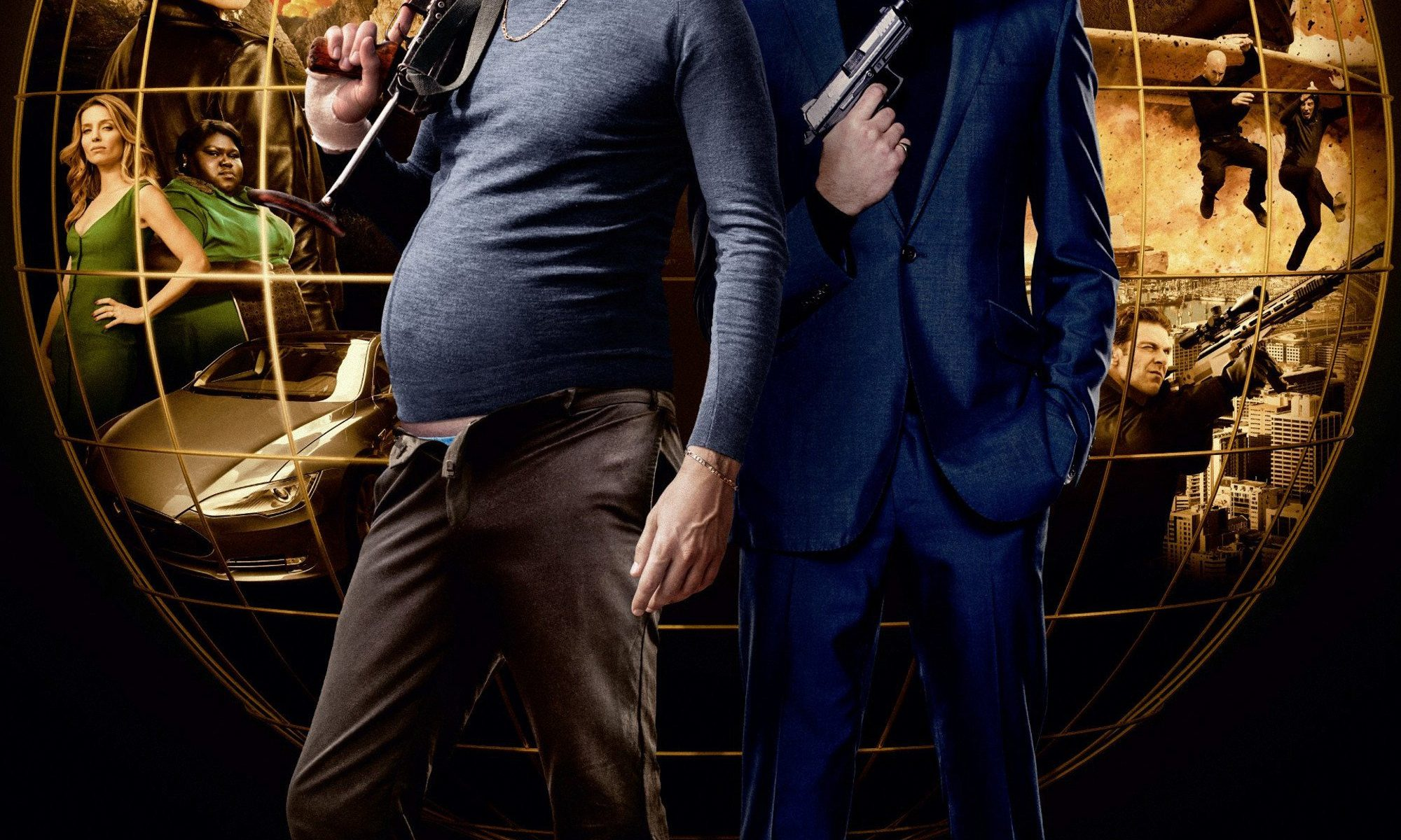 """Poster for the movie """"Grimsby"""""""