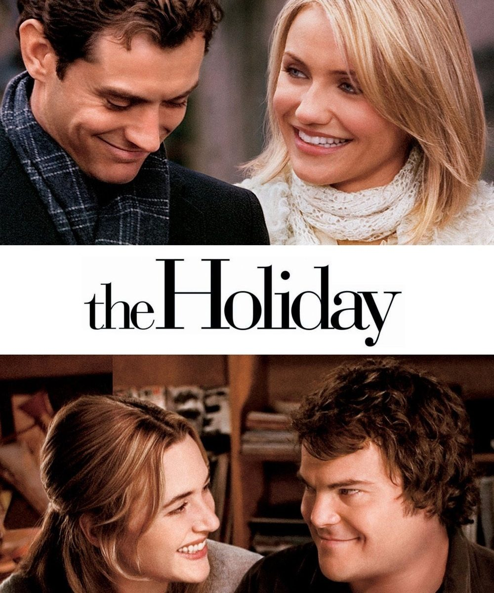"Poster for the movie ""The Holiday"""