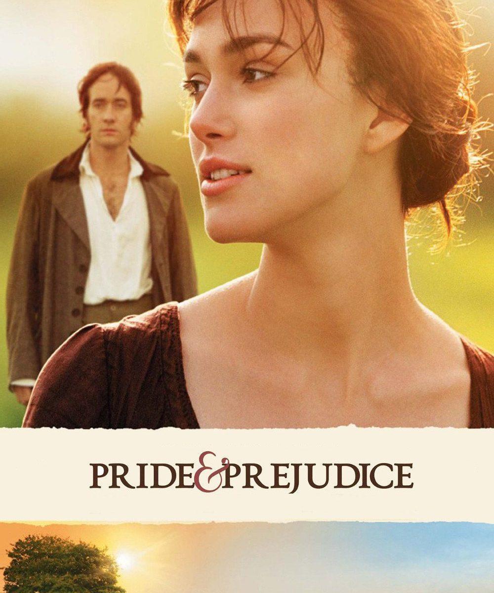 """Poster for the movie """"Pride & Prejudice"""""""