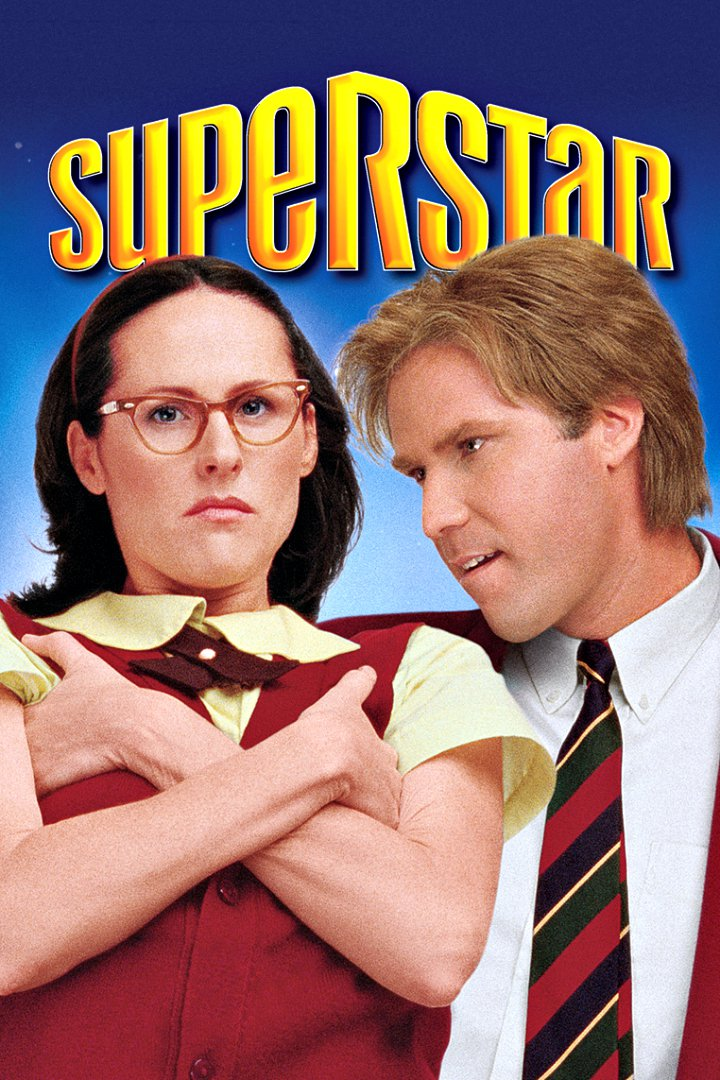 "Poster for the movie ""Superstar"""