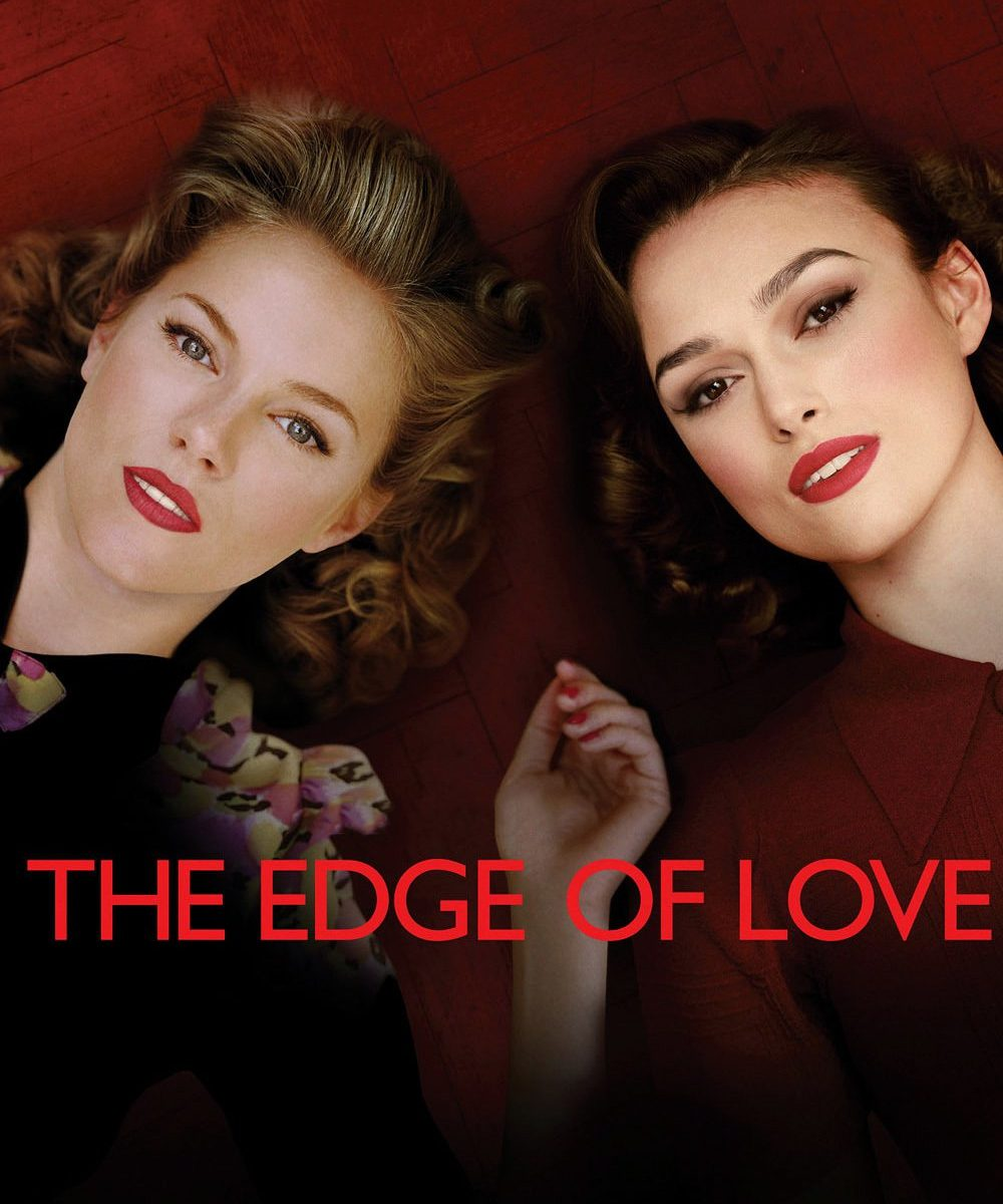 "Poster for the movie ""The Edge of Love"""