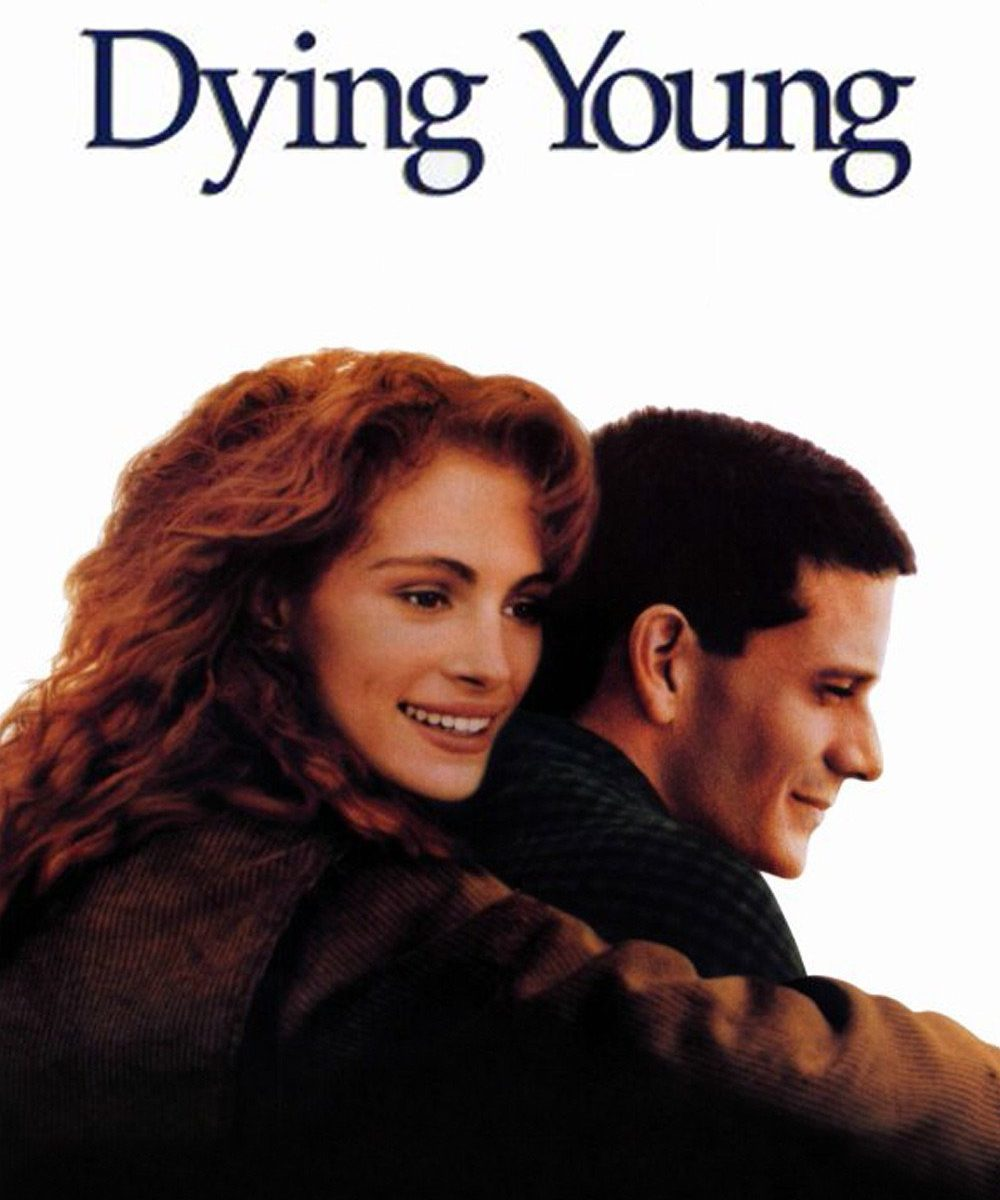 "Poster for the movie ""Dying Young"""