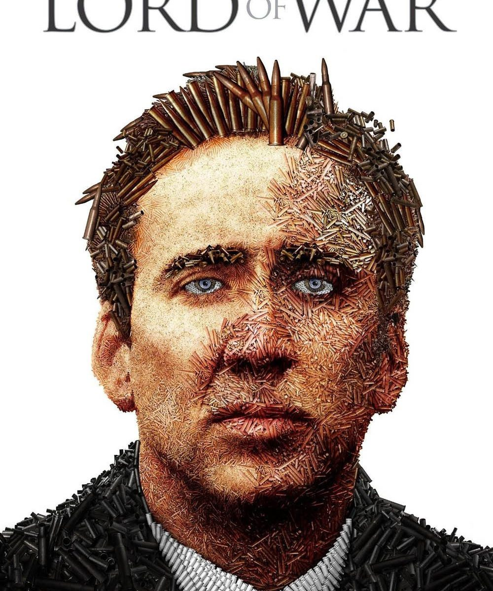 "Poster for the movie ""Lord of War"""