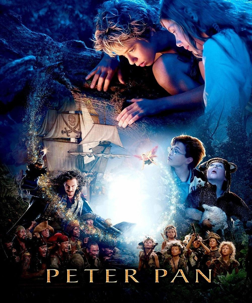 """Poster for the movie """"Peter Pan"""""""