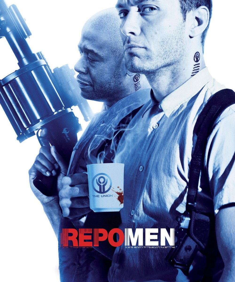 "Poster for the movie ""Repo Men"""