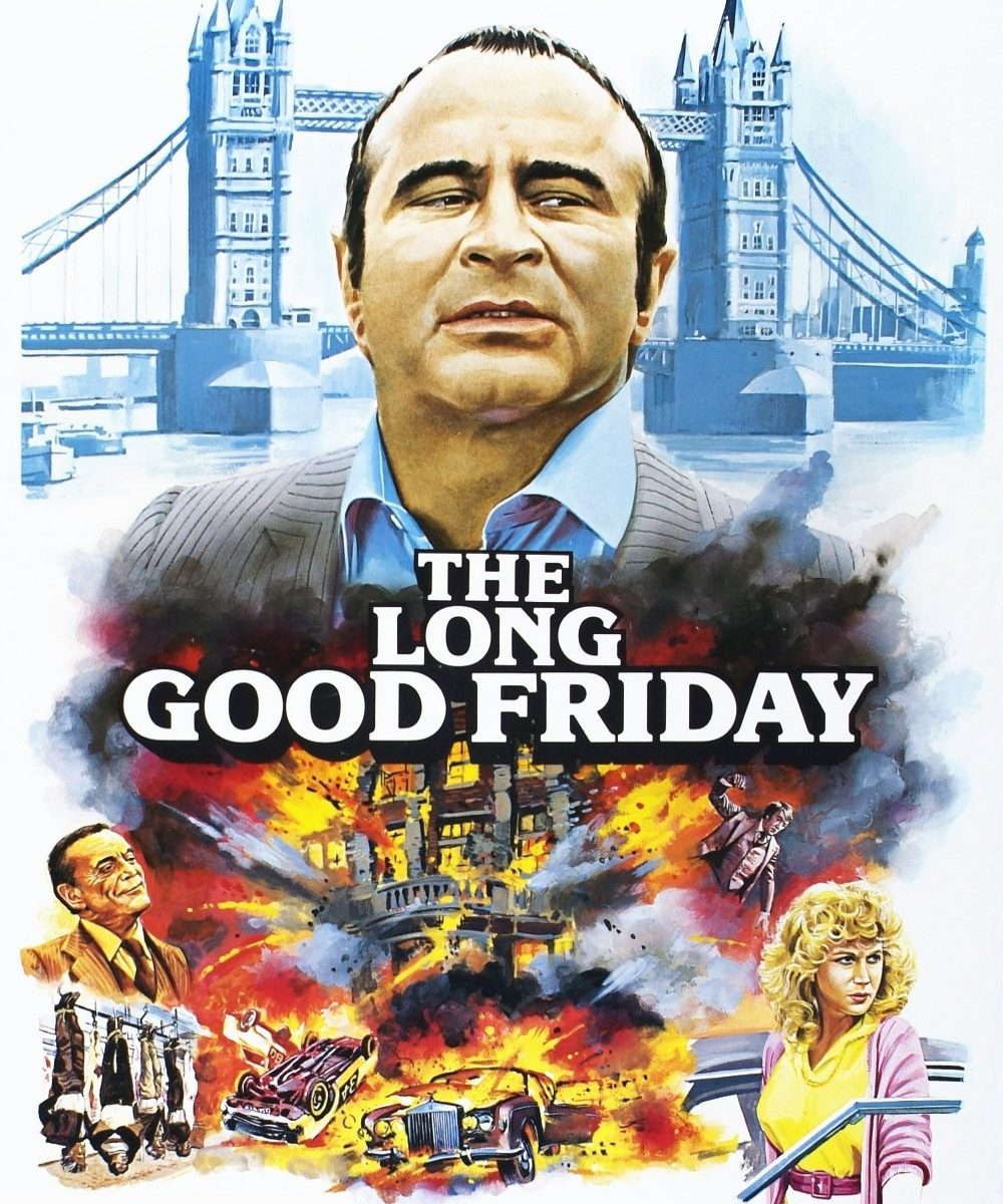 """Poster for the movie """"The Long Good Friday"""""""