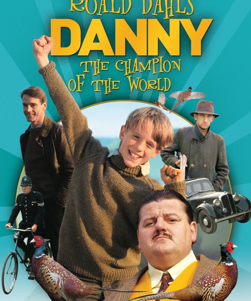 """Poster for the movie """"Danny, The Champion of the World"""""""