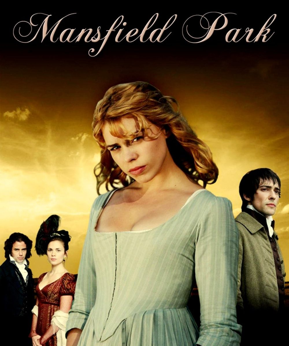 """Poster for the movie """"Mansfield Park"""""""