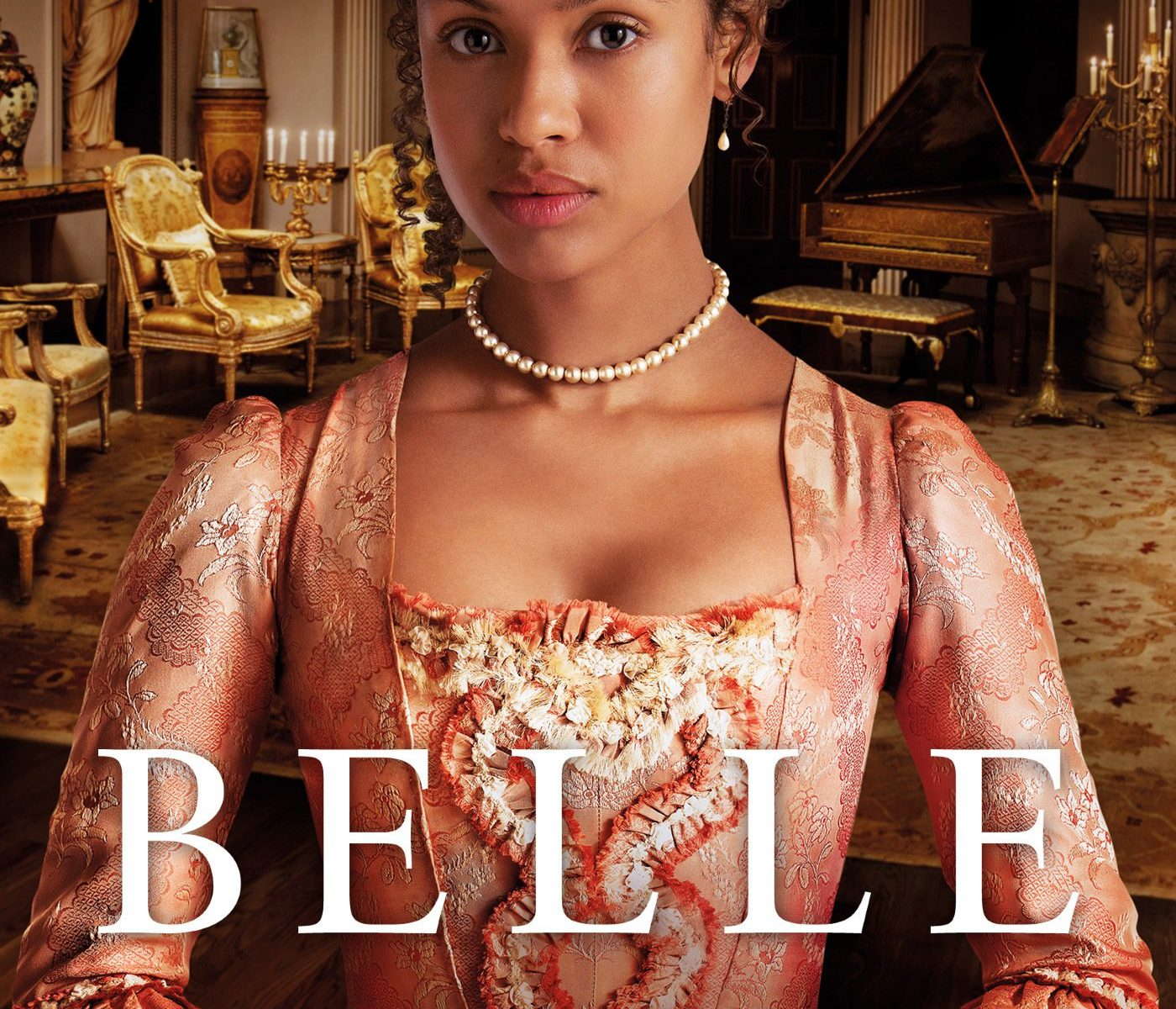 "Poster for the movie ""Belle"""