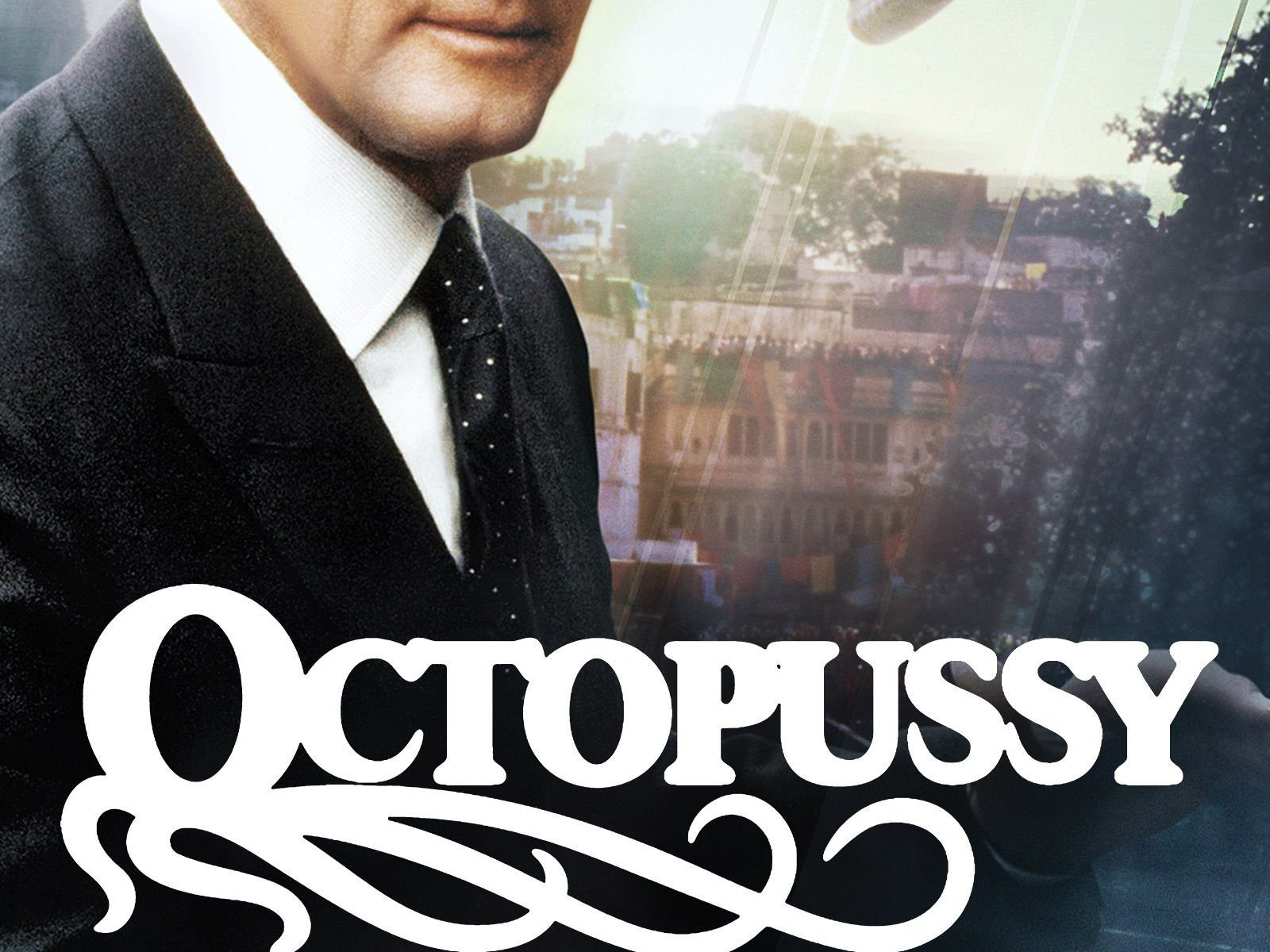 "Poster for the movie ""Octopussy"""