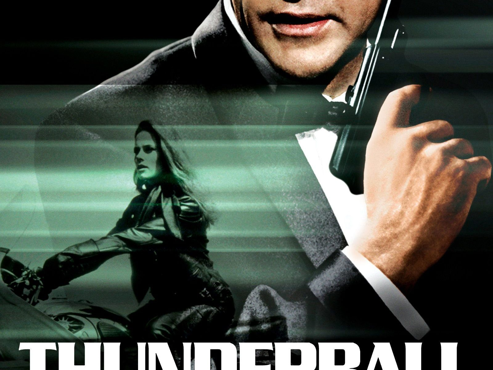 "Poster for the movie ""Thunderball"""
