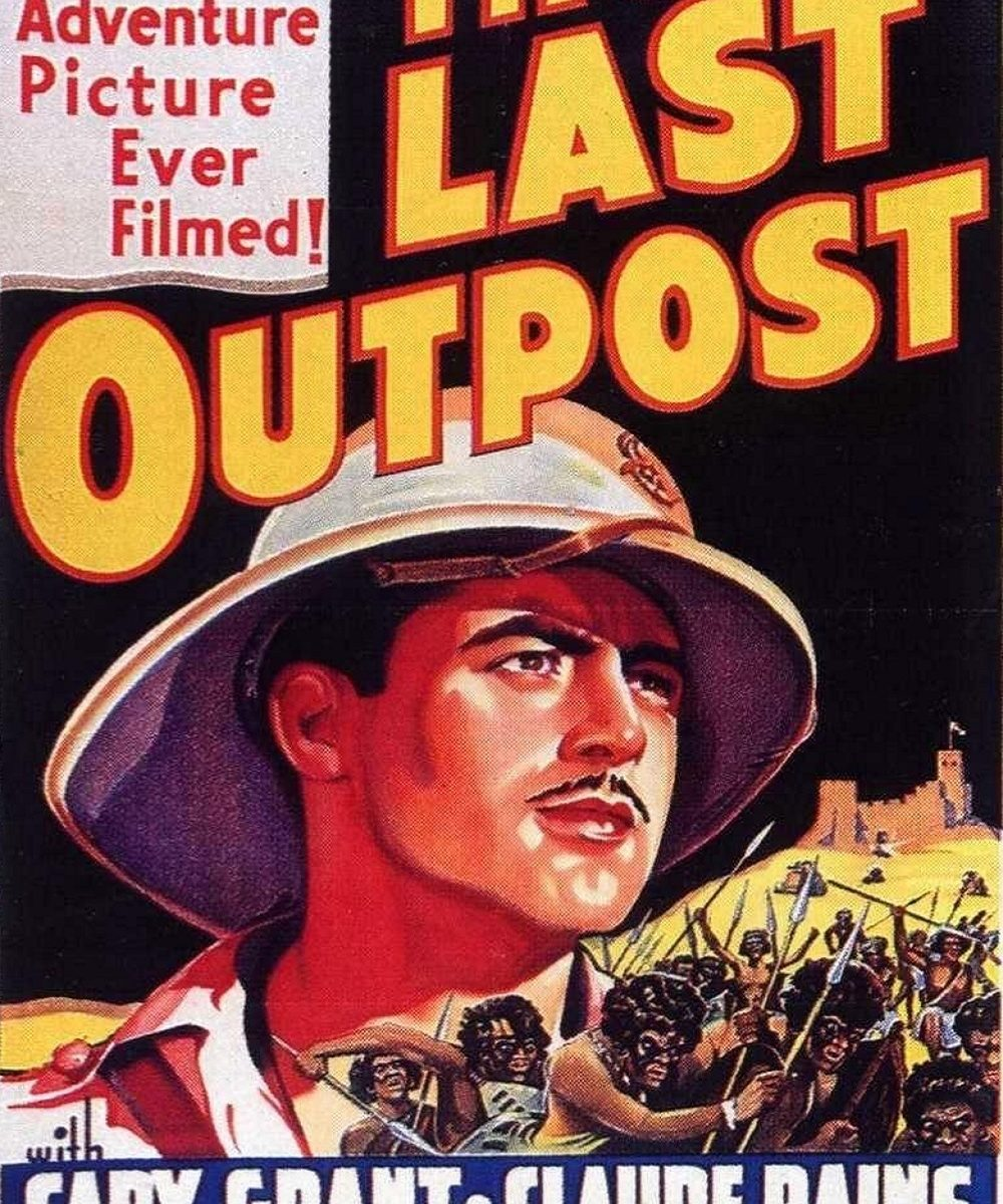 """Poster for the movie """"The Last Outpost"""""""