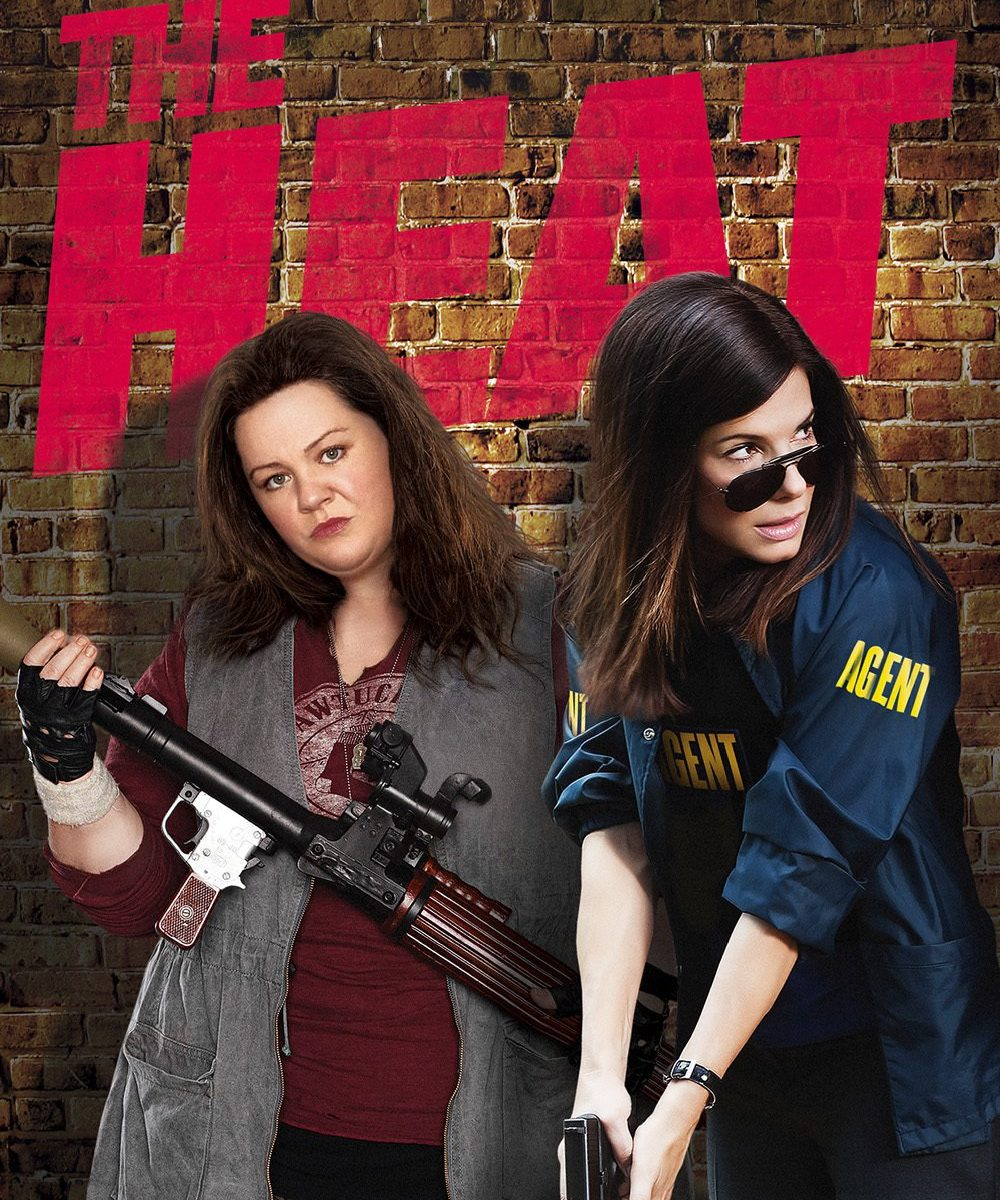 "Poster for the movie ""The Heat"""