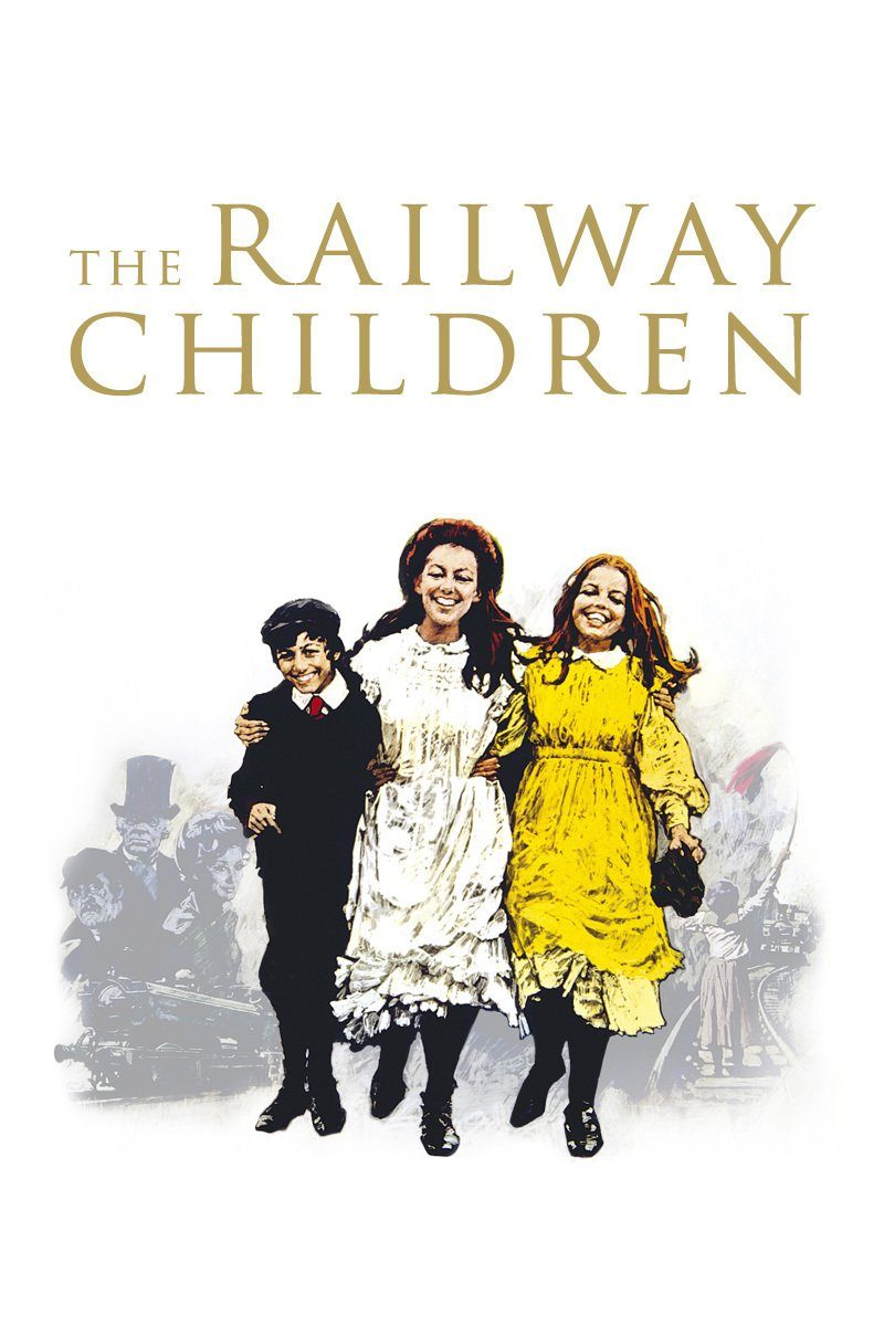 "Poster for the movie ""The Railway Children"""