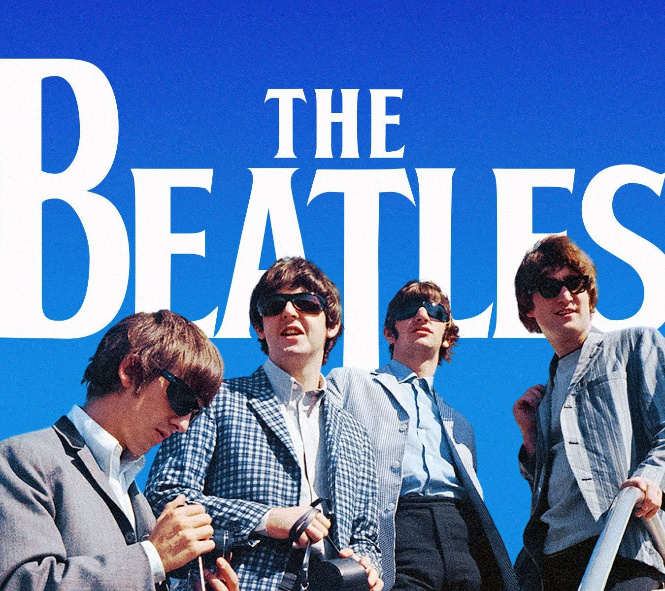 "Poster for the movie ""The Beatles: Eight Days a Week - The Touring Years"""