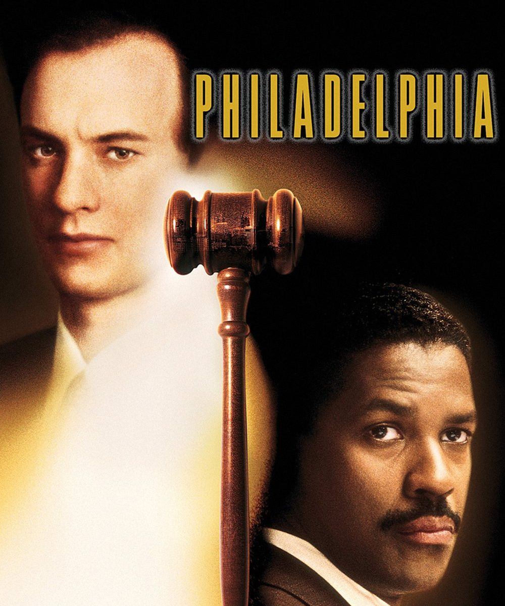 "Poster for the movie ""Philadelphia"""