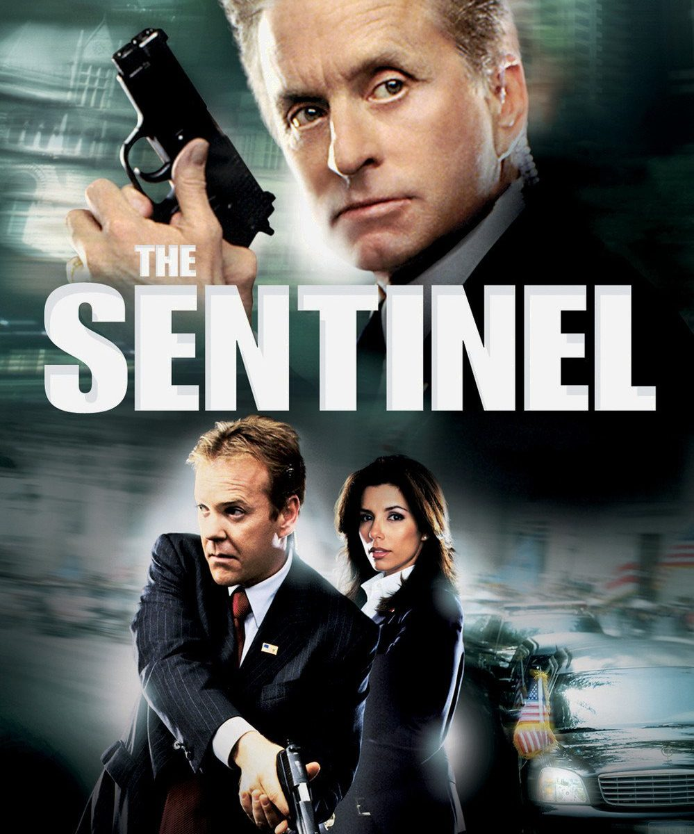 "Poster for the movie ""The Sentinel"""