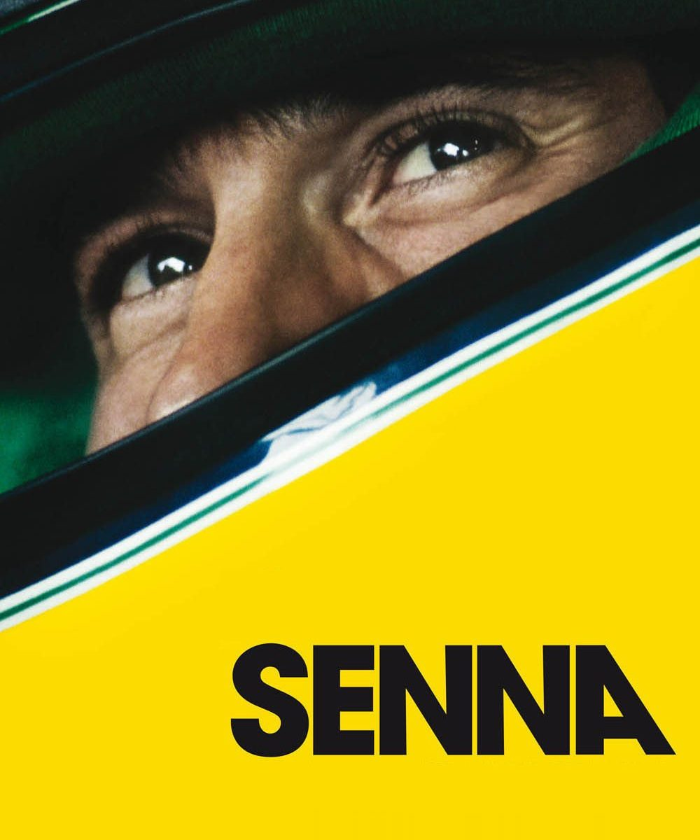 "Poster for the movie ""Senna"""