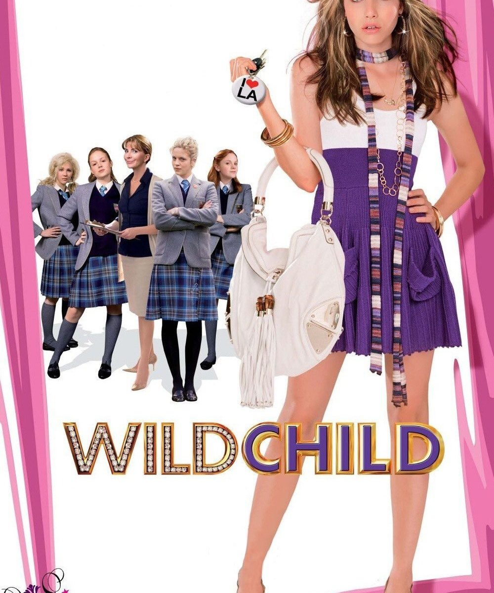 "Poster for the movie ""Wild Child"""
