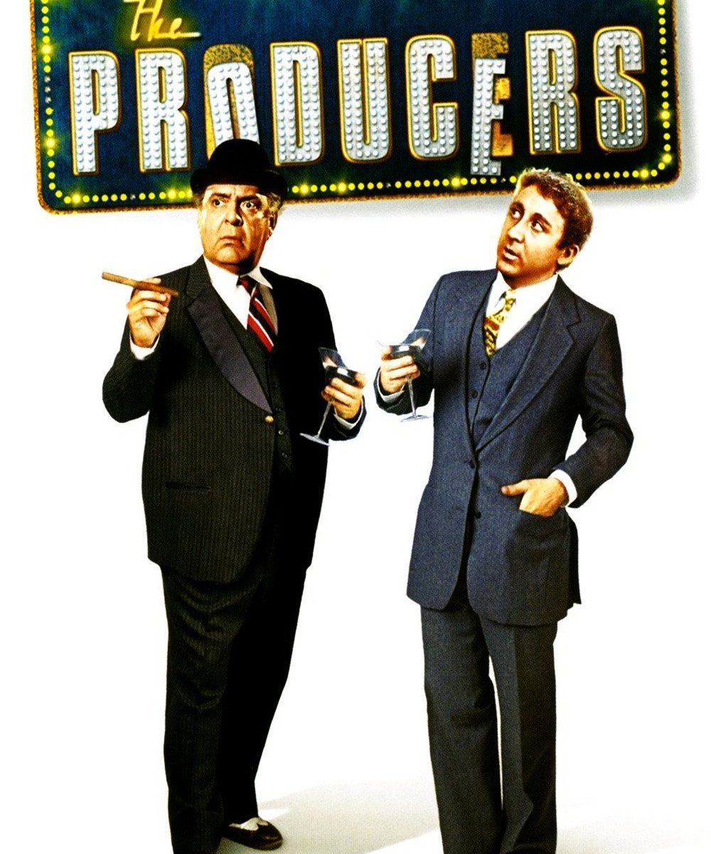 "Poster for the movie ""The Producers [218]"""