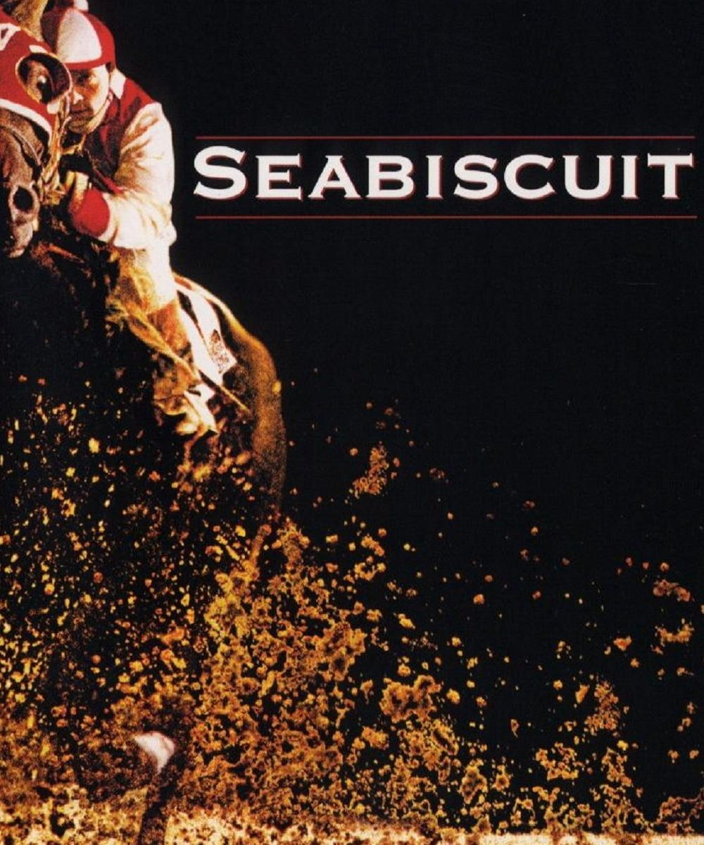 """Poster for the movie """"Seabiscuit"""""""