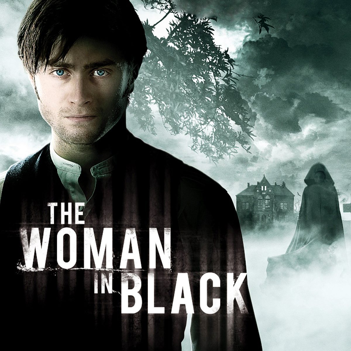 "Poster for the movie ""The Woman in Black"""
