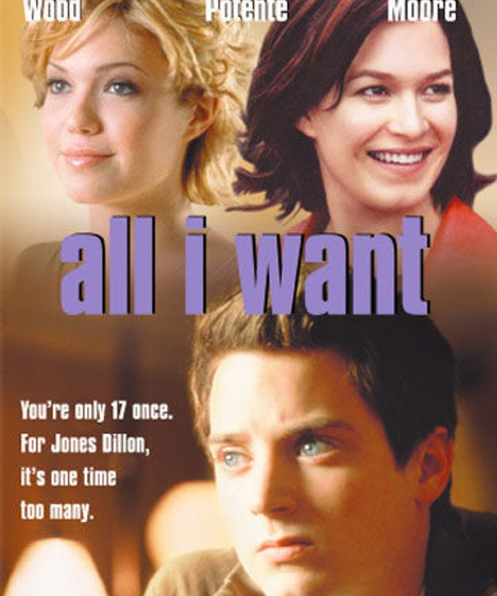 """Poster for the movie """"All I Want"""""""