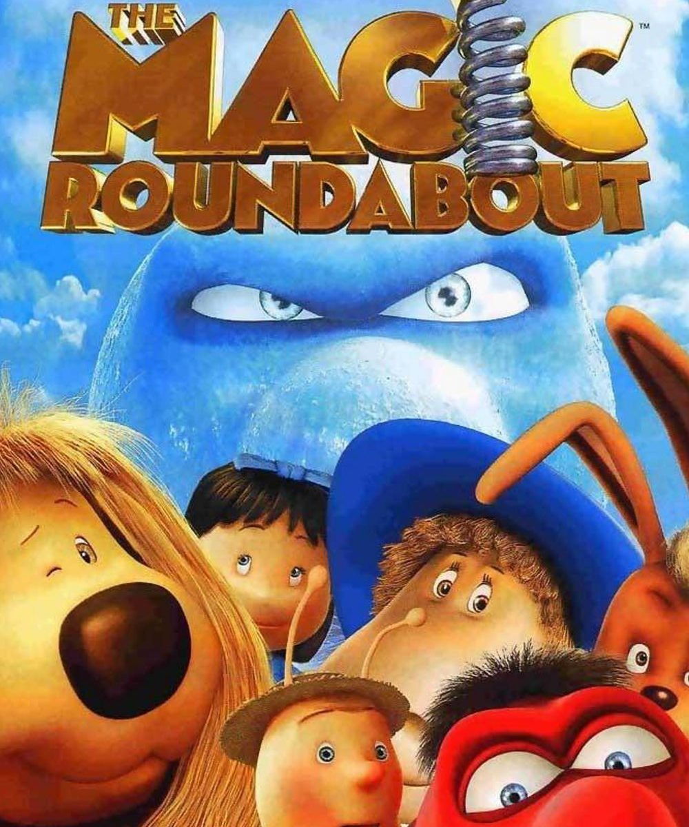 "Poster for the movie ""The Magic Roundabout"""