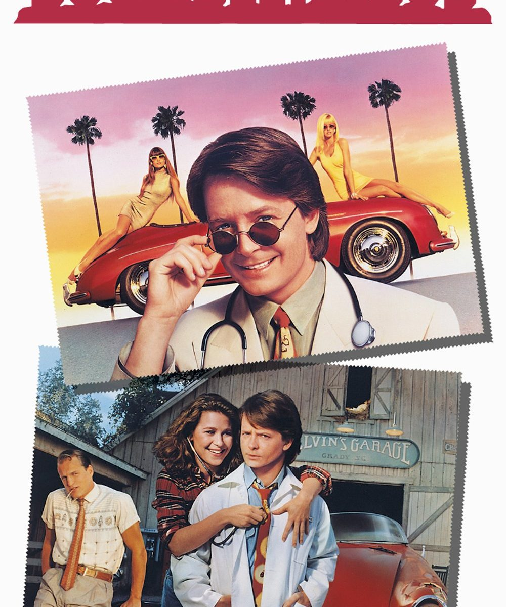 "Poster for the movie ""Doc Hollywood"""